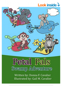 Petal Pals Swamp Adventure cover