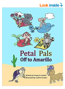 Look inside - Petal Pals: Off to Amarillo